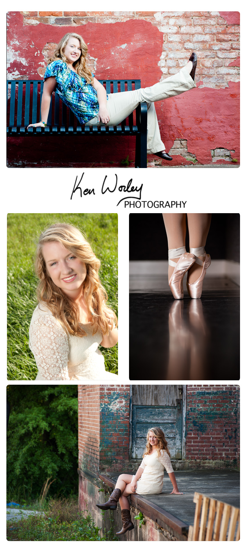 Hannah: 2013 Senior!