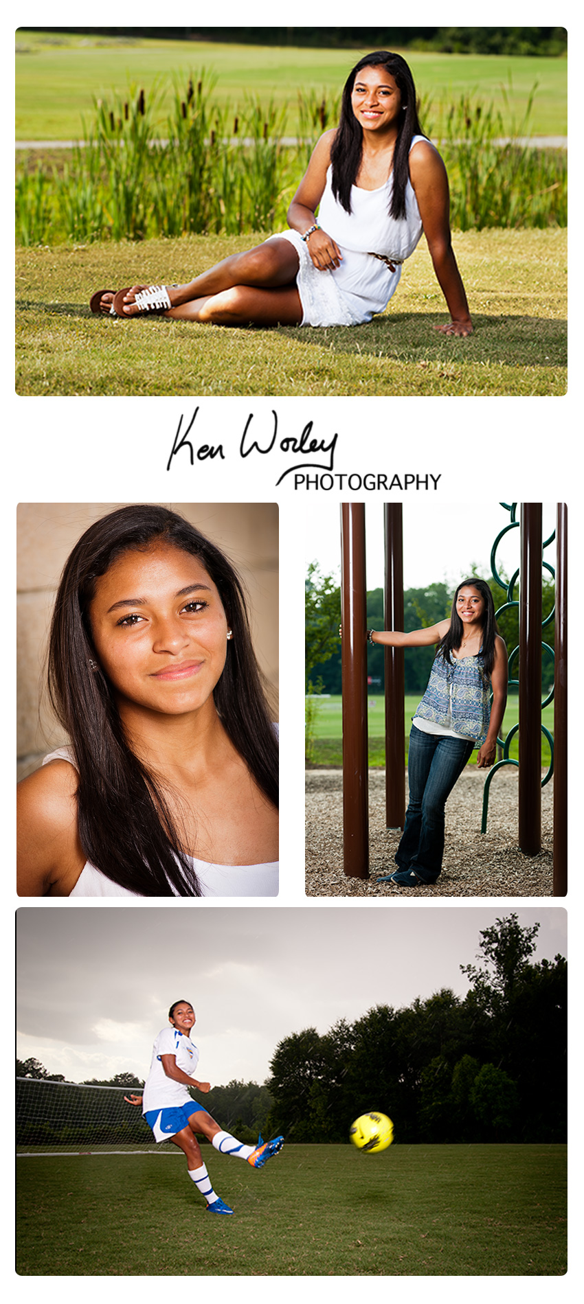 Yancy: 2013 Senior!