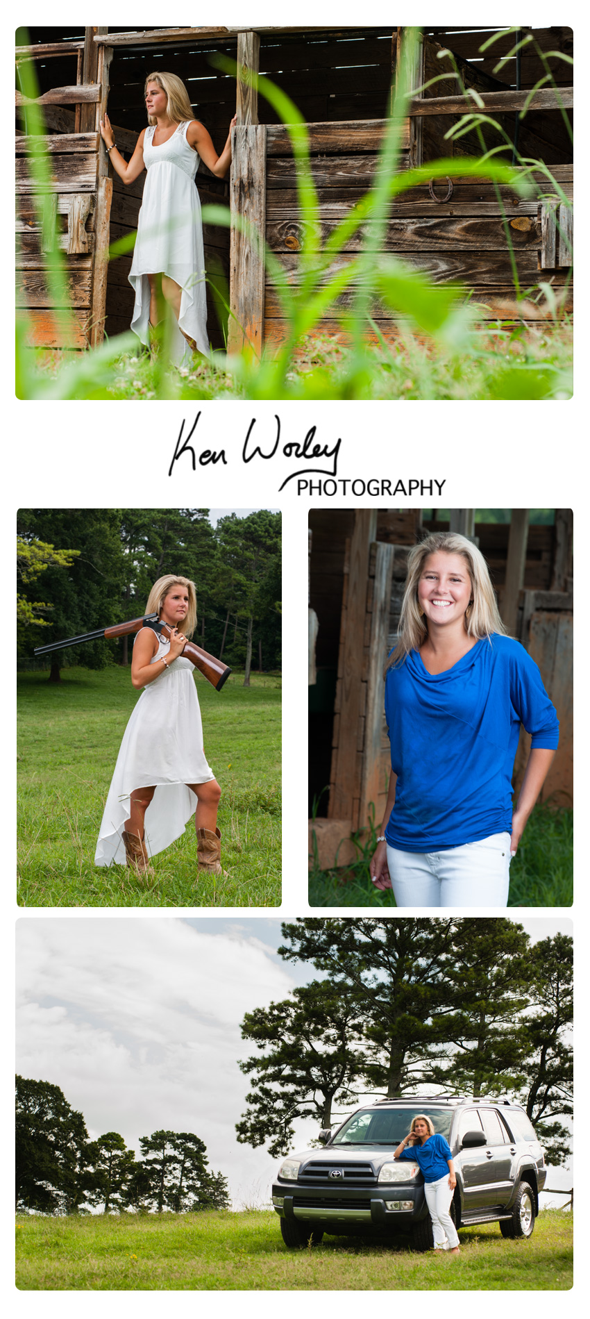 Abigail: 2014 High School Senior!